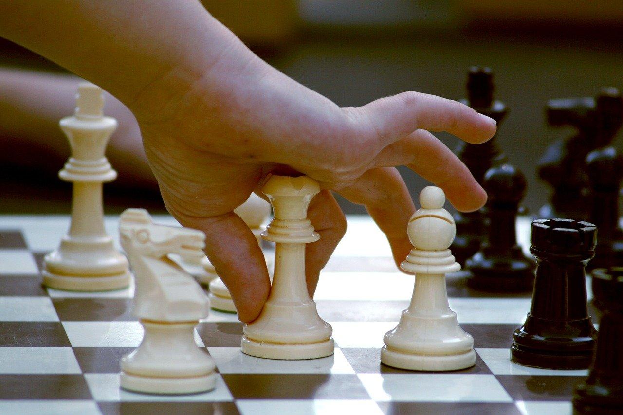 Gra w szachy – postaw na rozwój swojego dziecka